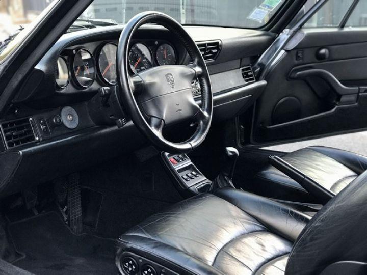 Porsche 993 PORSCHE 993 CARRERA CHASSIS SPORT / AUTOBLOQUANT /VERT AVENTURE VERT AVENTURE - 11