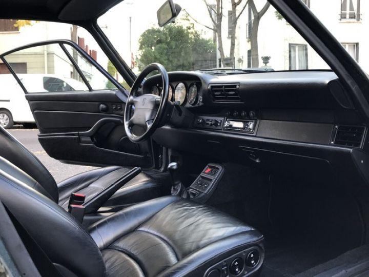 Porsche 993 PORSCHE 993 CARRERA CHASSIS SPORT / AUTOBLOQUANT /VERT AVENTURE VERT AVENTURE - 14