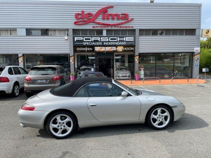 Porsche 996 Grise - 1