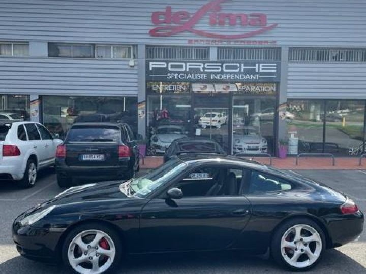 Porsche 996 Noire - 2