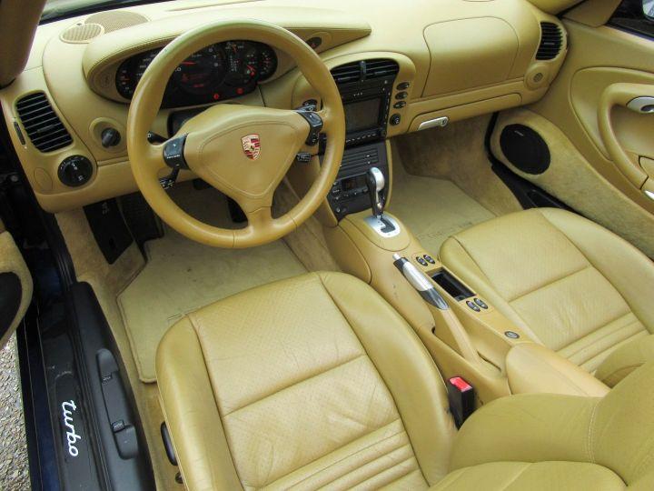 Porsche 996 3.6L 420CH TIPTRONIC Bleu Lapislazuli - 2
