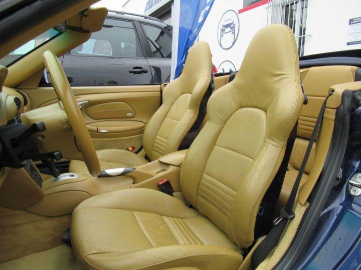Porsche 996 3.6L 420CH TIPTRONIC Bleu Lapislazuli - 4