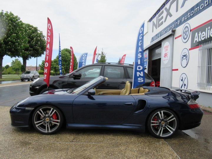 Porsche 996 3.6L 420CH TIPTRONIC Bleu Lapislazuli - 5