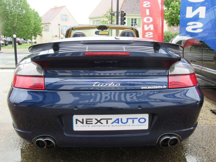 Porsche 996 3.6L 420CH TIPTRONIC Bleu Lapislazuli - 8