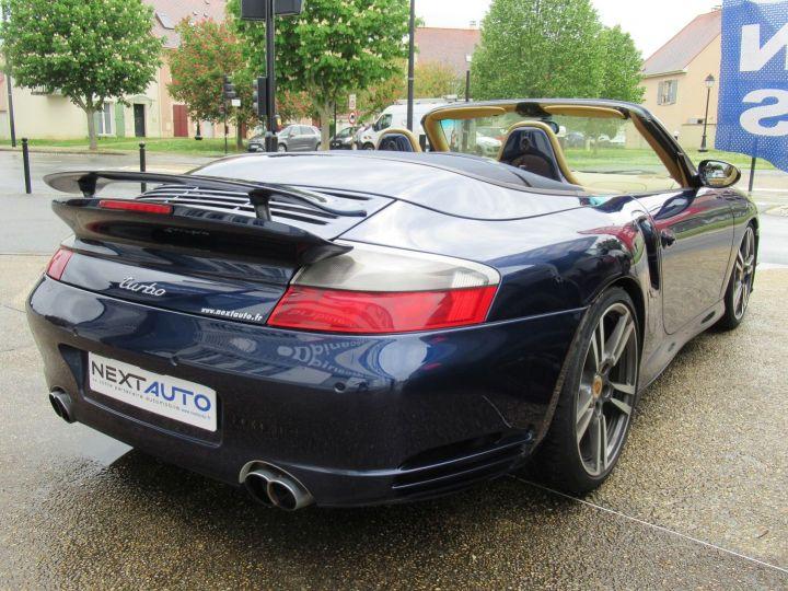 Porsche 996 3.6L 420CH TIPTRONIC Bleu Lapislazuli - 9