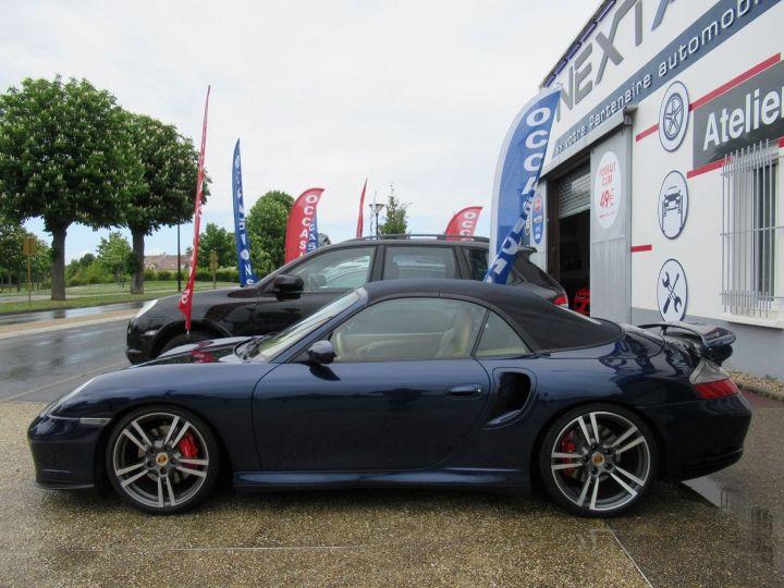 Porsche 996 3.6L 420CH TIPTRONIC Bleu Lapislazuli - 12
