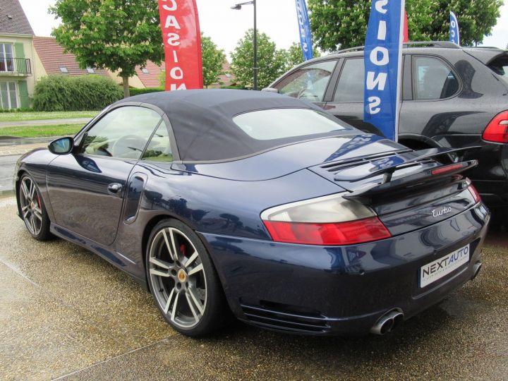 Porsche 996 3.6L 420CH TIPTRONIC Bleu Lapislazuli - 20