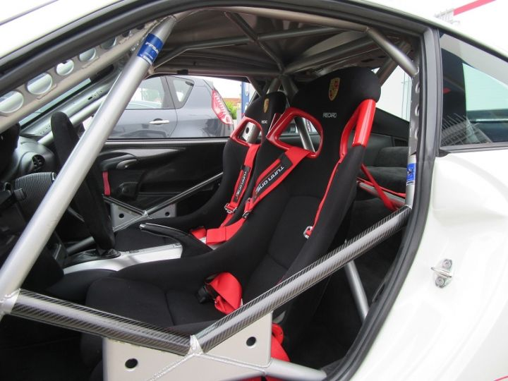 Porsche 996 381CH BV6 BLANC Occasion - 4