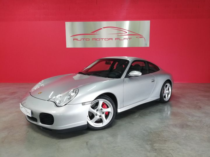Porsche 996 4S Gris - 1
