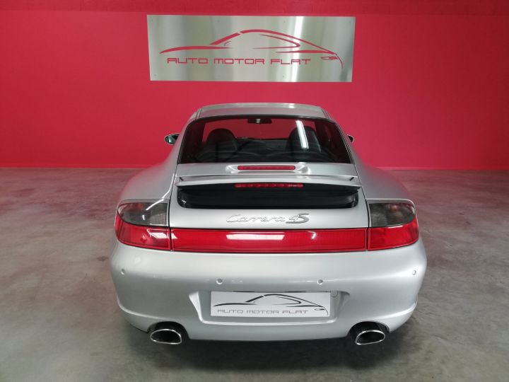 Porsche 996 4S Gris - 4