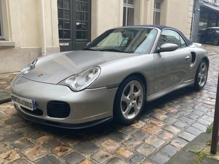 Porsche 996 911 (996) (2) 3.6 TURBO TIPTRONIC Gris Metal - 1
