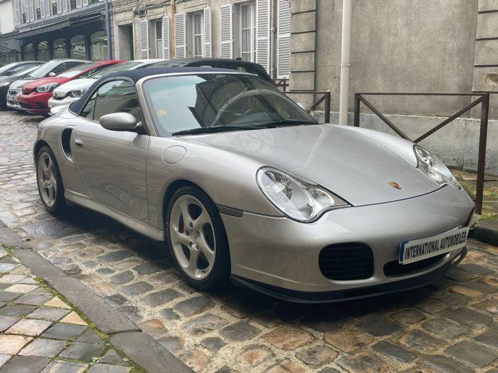 Porsche 996 911 (996) (2) 3.6 TURBO TIPTRONIC Gris Metal - 3
