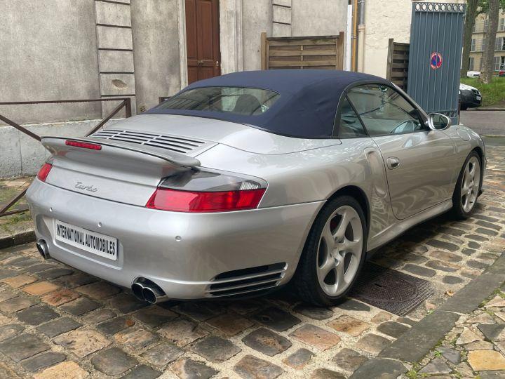 Porsche 996 911 (996) (2) 3.6 TURBO TIPTRONIC Gris Metal - 4