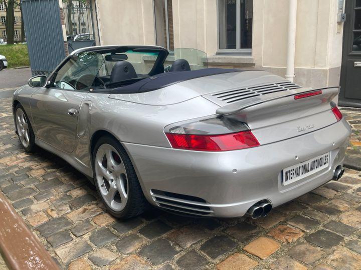 Porsche 996 911 (996) (2) 3.6 TURBO TIPTRONIC Gris Metal - 6
