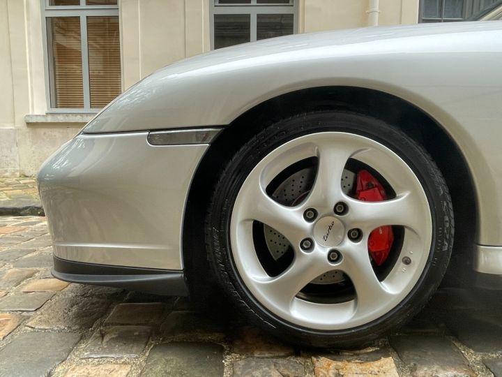 Porsche 996 911 (996) (2) 3.6 TURBO TIPTRONIC Gris Metal - 7