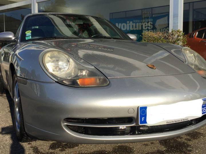Porsche 996 Carrera 3,4L 300 CV  Gris - 5