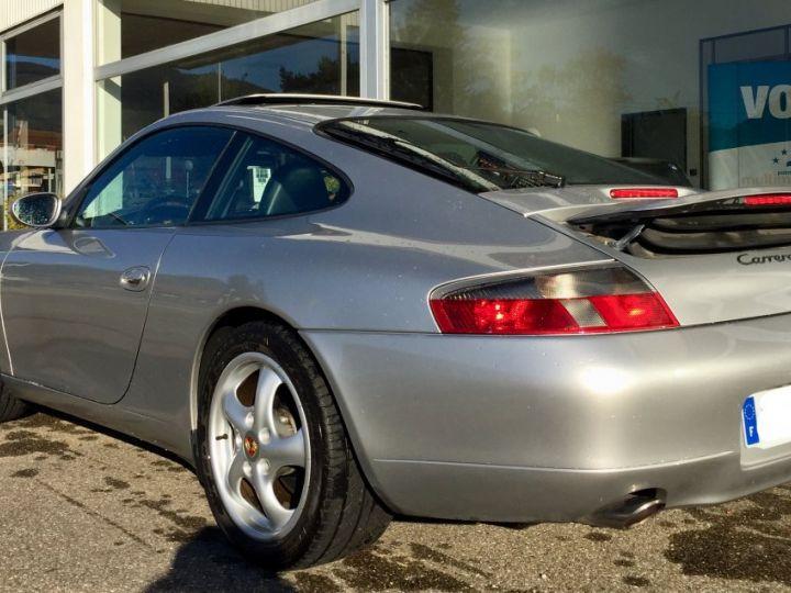 Porsche 996 Carrera 3,4L 300 CV  Gris - 6
