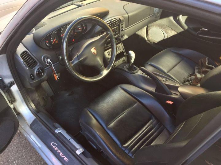 Porsche 996 Carrera 3,4L 300 CV  Gris - 11