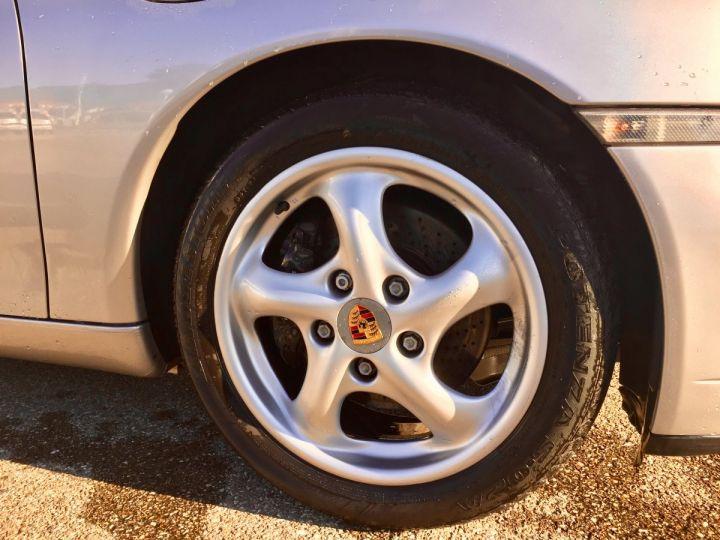 Porsche 996 Carrera 3,4L 300 CV  Gris - 15