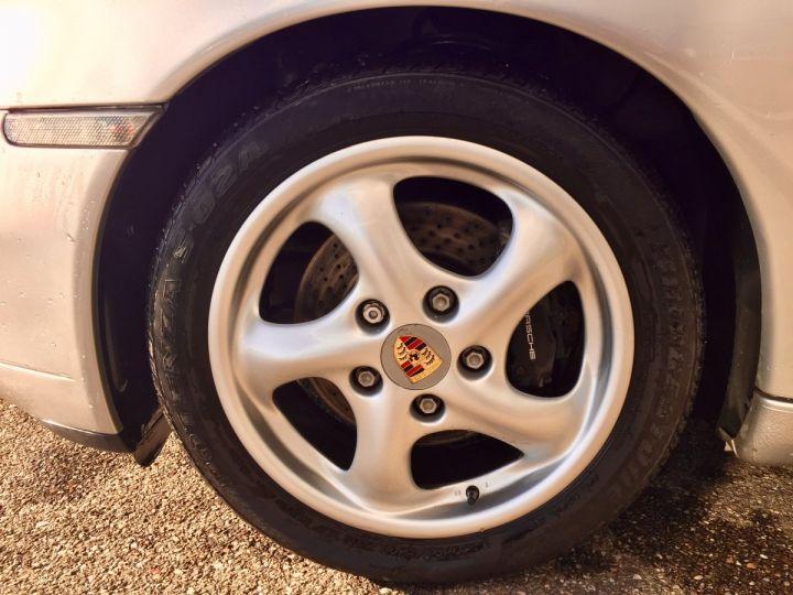 Porsche 996 Carrera 3,4L 300 CV  Gris - 16