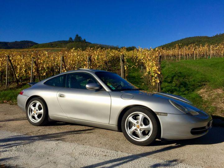 Porsche 996 Carrera 3,4L 300 CV  Gris - 18
