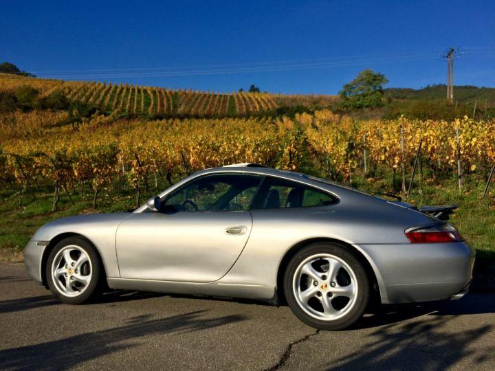 Porsche 996 Carrera 3,4L 300 CV  Gris - 19