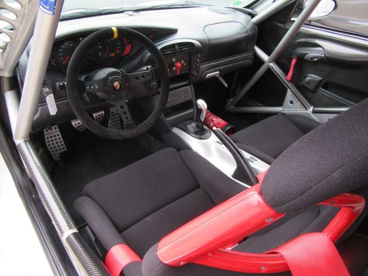 Porsche 996 GT3 CLUBSPORT 381CH BV6 Blanc Occasion - 2
