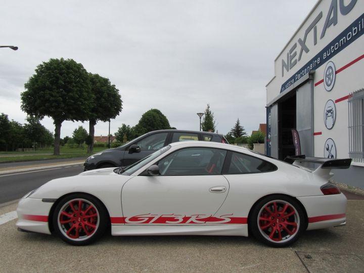 Porsche 996 GT3 CLUBSPORT 381CH BV6 Blanc Occasion - 5