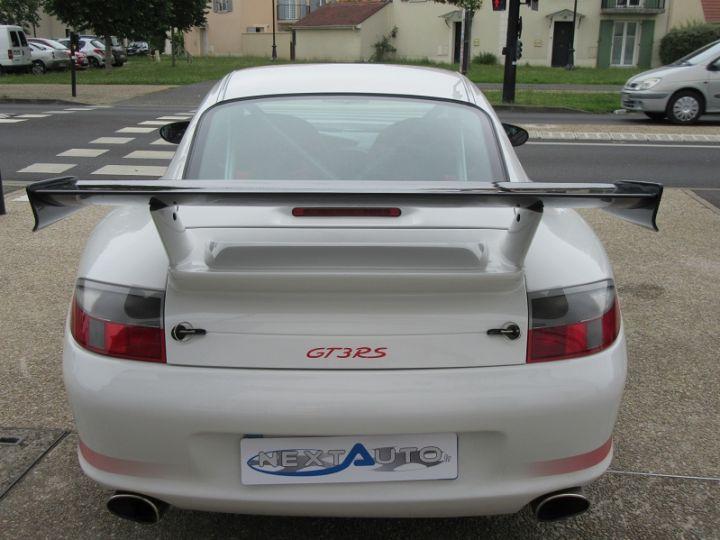 Porsche 996 GT3 CLUBSPORT 381CH BV6 Blanc Occasion - 7