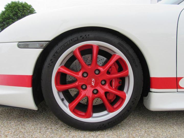 Porsche 996 GT3 CLUBSPORT 381CH BV6 Blanc Occasion - 11