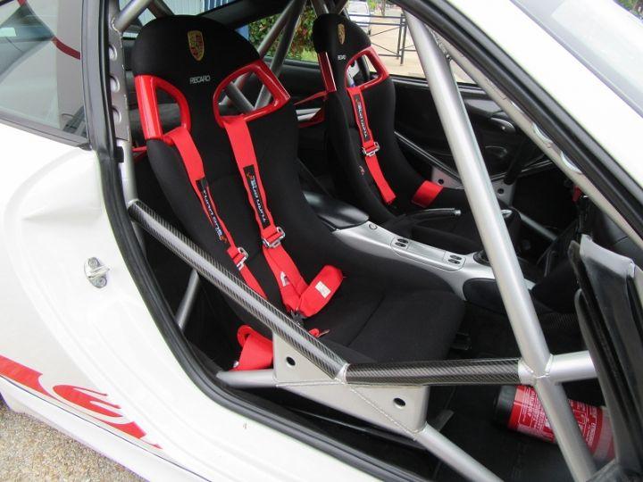 Porsche 996 GT3 CLUBSPORT 381CH BV6 Blanc Occasion - 13