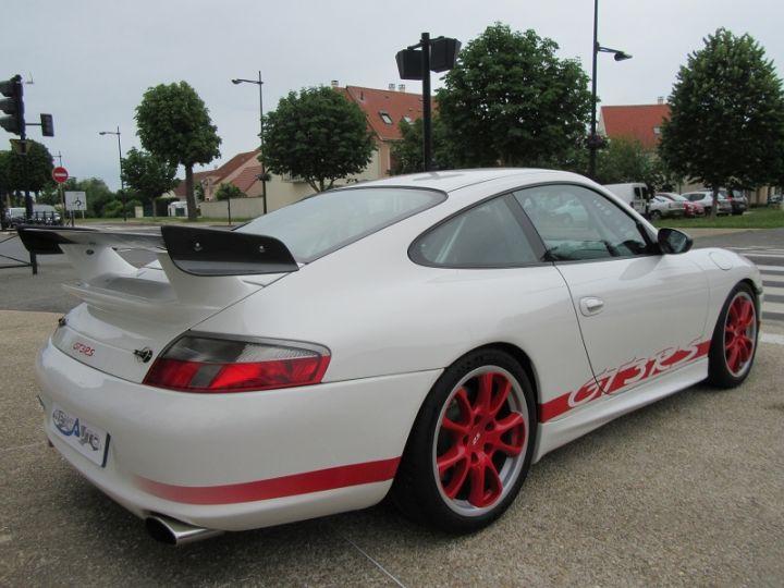 Porsche 996 GT3 CLUBSPORT 381CH BV6 Blanc Occasion - 18