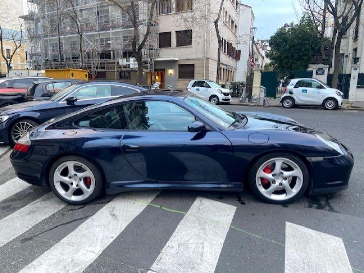 Porsche 996 PORSCHE 996 CARRERA 4S 120700 KMS BVA PSE IMS REMPLACE Bleu Nuit - 2