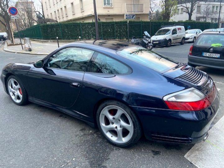 Porsche 996 PORSCHE 996 CARRERA 4S 120700 KMS BVA PSE IMS REMPLACE Bleu Nuit - 5