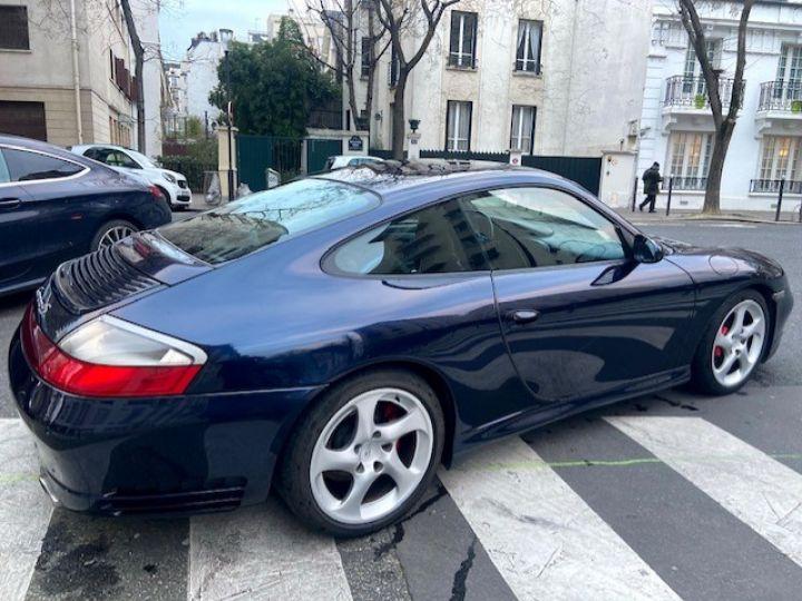 Porsche 996 PORSCHE 996 CARRERA 4S 120700 KMS BVA PSE IMS REMPLACE Bleu Nuit - 10
