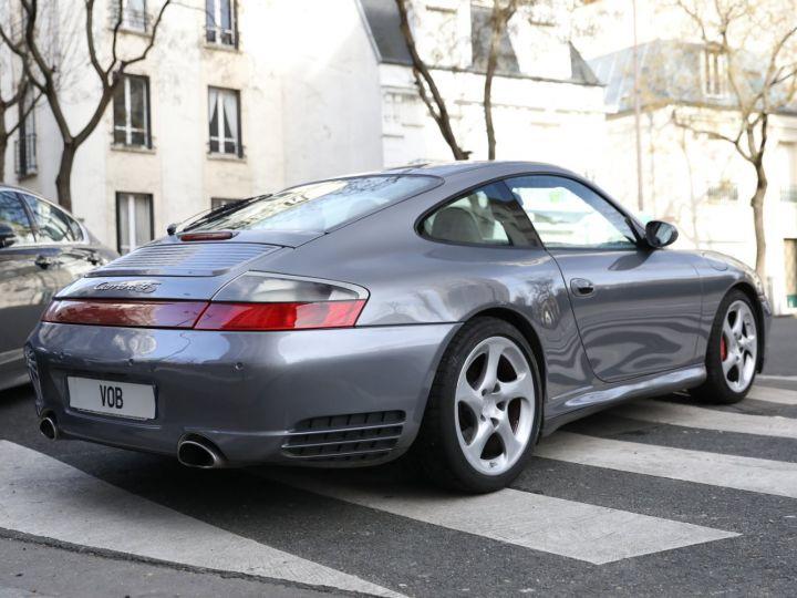 Porsche 996 PORSCHE 996 CARRERA 4S 88000KMS FRANCE Gris Meteor - 2