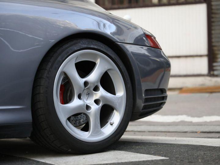 Porsche 996 PORSCHE 996 CARRERA 4S 88000KMS FRANCE Gris Meteor - 4