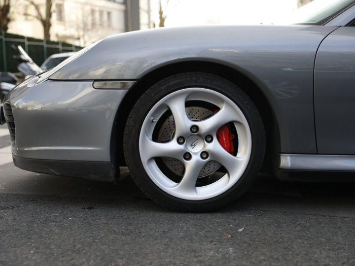 Porsche 996 PORSCHE 996 CARRERA 4S 88000KMS FRANCE Gris Meteor - 5