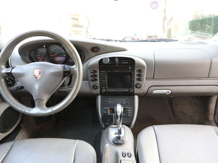 Porsche 996 PORSCHE 996 CARRERA 4S 88000KMS FRANCE Gris Meteor - 14