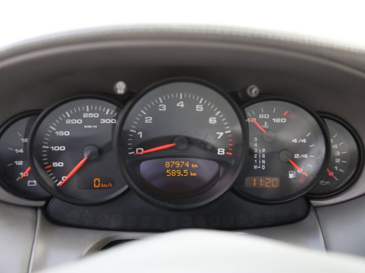 Porsche 996 PORSCHE 996 CARRERA 4S 88000KMS FRANCE Gris Meteor - 22