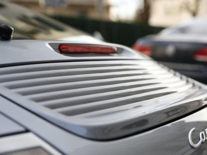 Porsche 996 PORSCHE 996 CARRERA 4S 88000KMS FRANCE Gris Meteor - 9