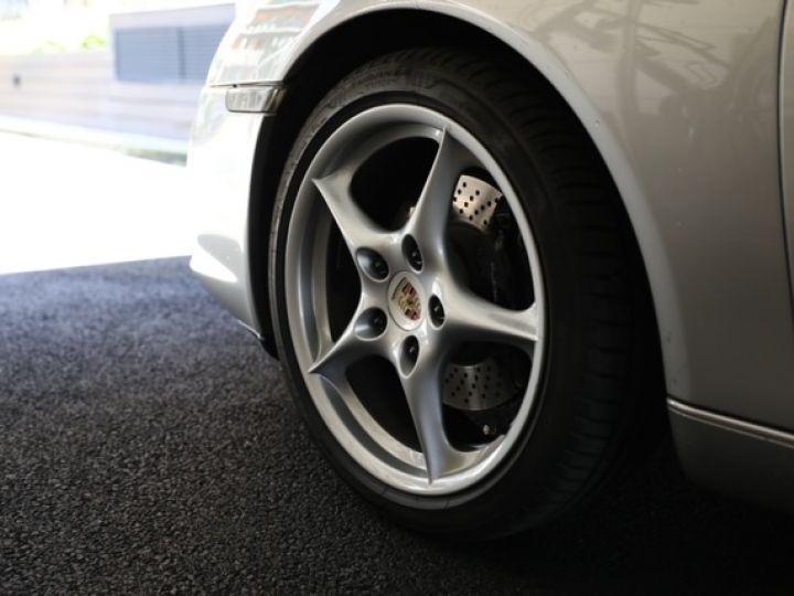 Porsche 996 PORSCHE 996 TARGA 3.6 320CV /CHASSIS SPORT/ ECHAPPEMENT SPORT / TRES BELLE Gris - 5