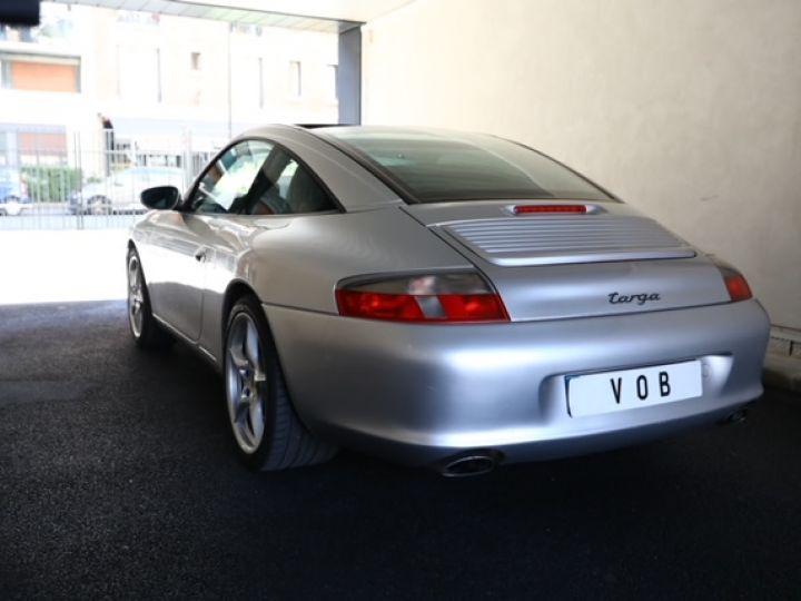 Porsche 996 PORSCHE 996 TARGA 3.6 320CV /CHASSIS SPORT/ ECHAPPEMENT SPORT / TRES BELLE Gris - 6