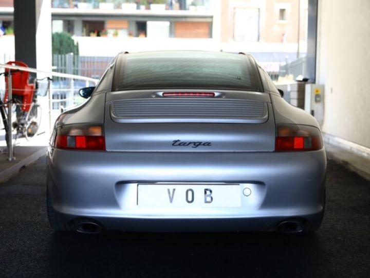 Porsche 996 PORSCHE 996 TARGA 3.6 320CV /CHASSIS SPORT/ ECHAPPEMENT SPORT / TRES BELLE Gris - 7