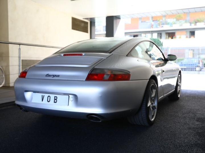 Porsche 996 PORSCHE 996 TARGA 3.6 320CV /CHASSIS SPORT/ ECHAPPEMENT SPORT / TRES BELLE Gris - 8