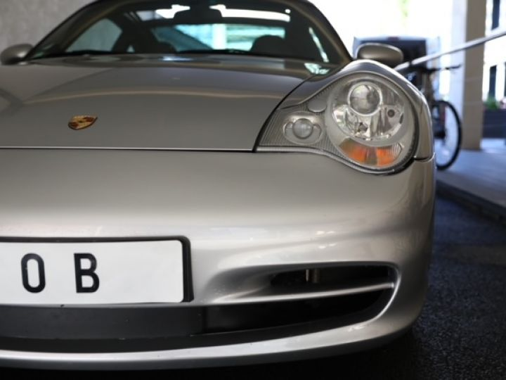 Porsche 996 PORSCHE 996 TARGA 3.6 320CV /CHASSIS SPORT/ ECHAPPEMENT SPORT / TRES BELLE Gris - 10