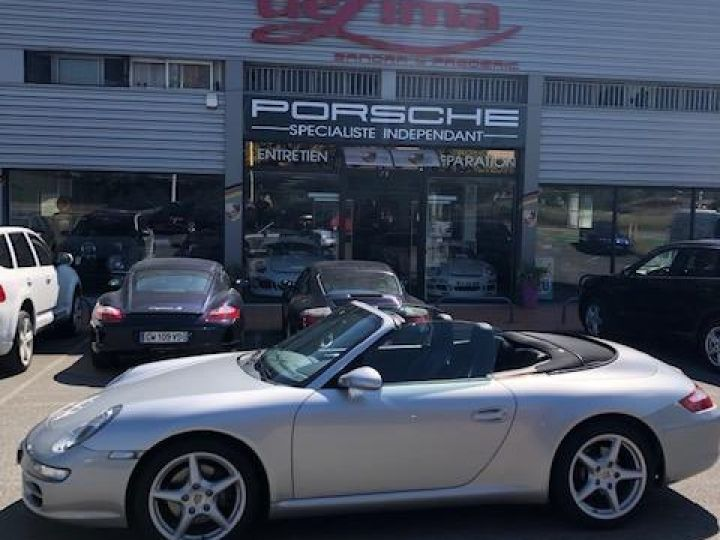 Porsche 997 Grise - 1
