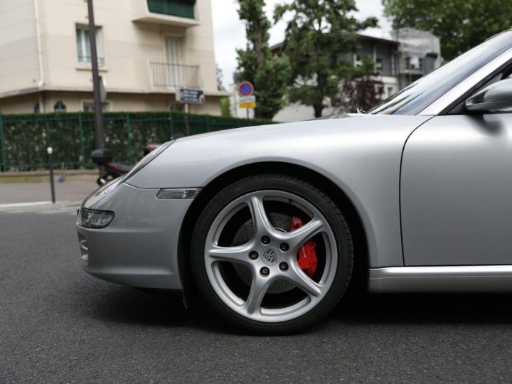 Porsche 997 997 CARRERA S 3.8 355 CV Gris - 9