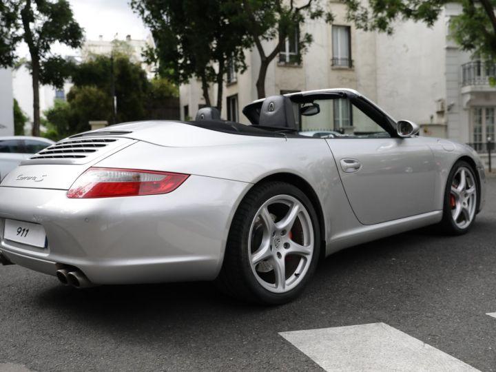 Porsche 997 997 CARRERA S 3.8 355 CV Gris - 12