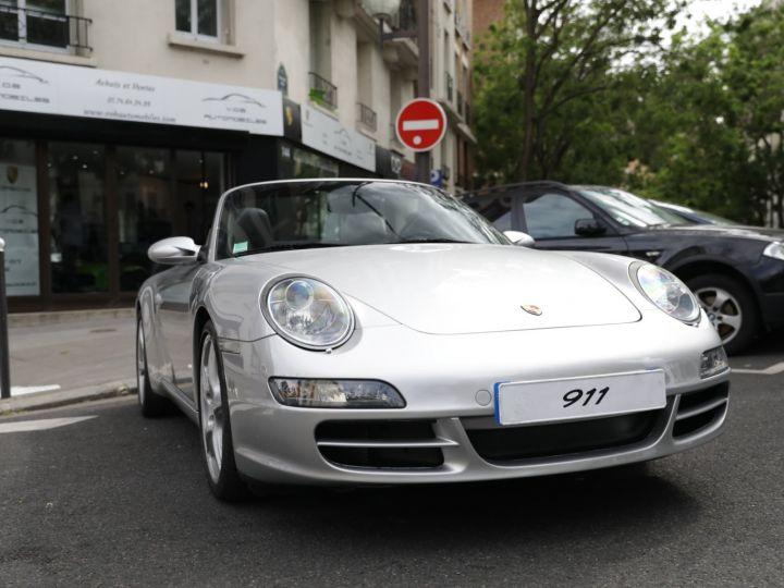 Porsche 997 997 CARRERA S 3.8 355 CV Gris - 2